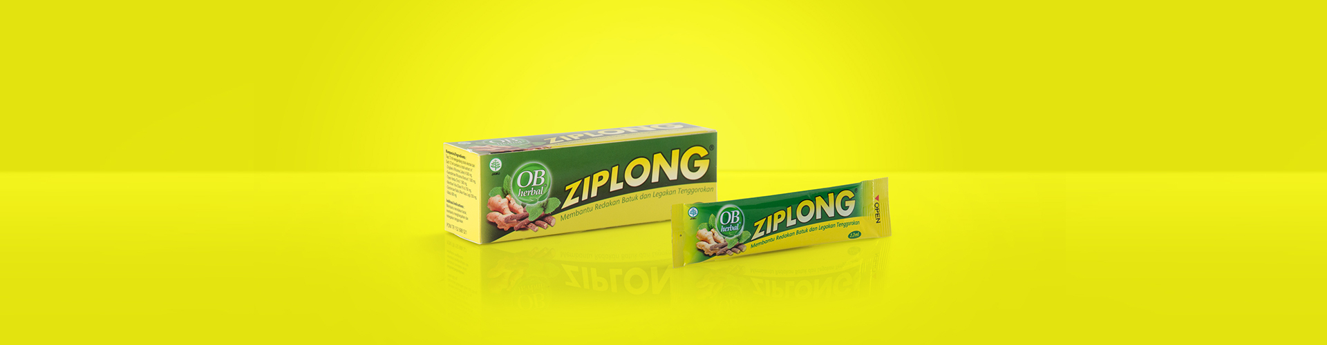 OB Herbal Ziplong