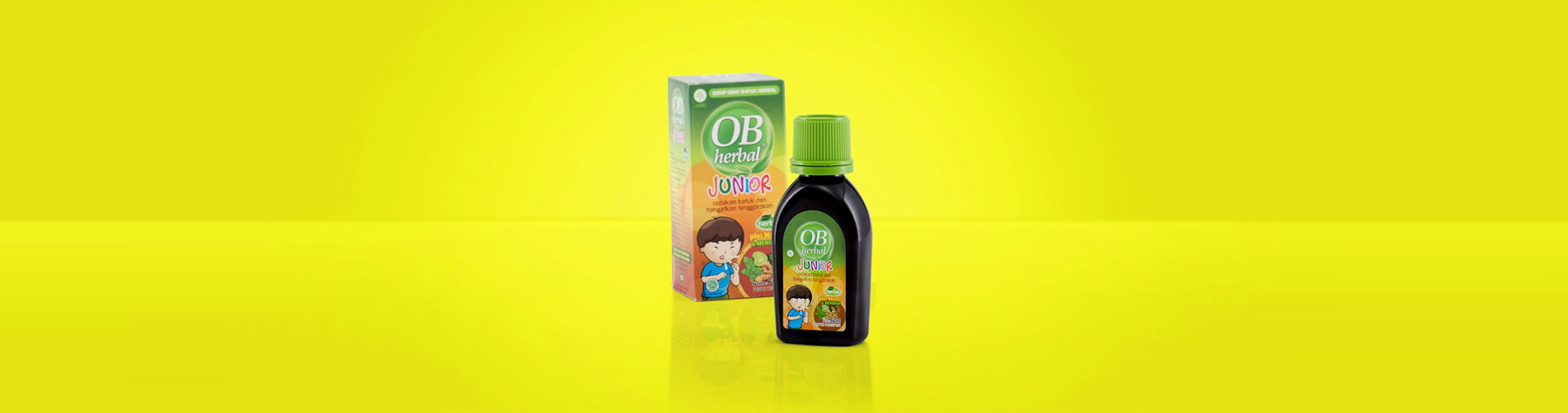 OB Herbal Junior