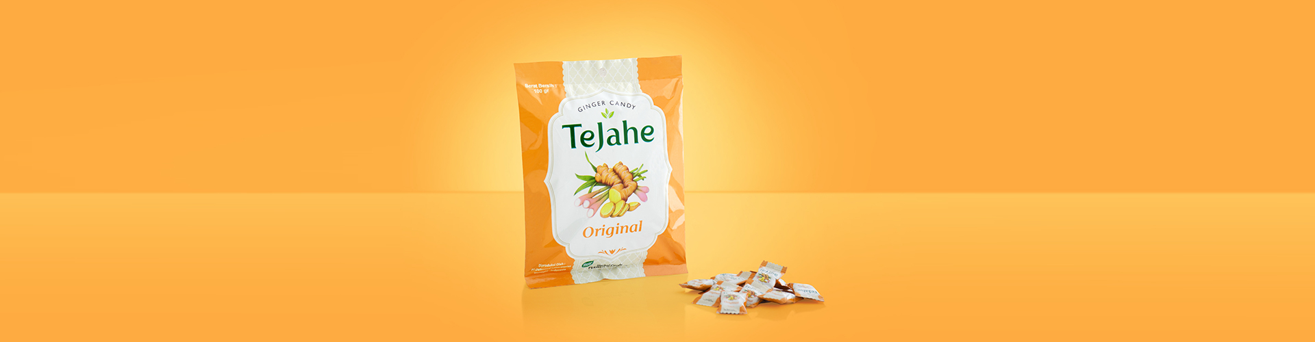 TEJAHE Ginger Candy